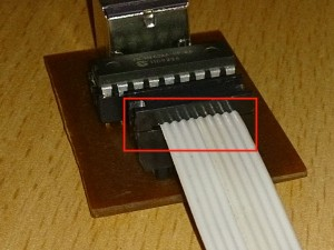 2x5 Pin Header
